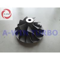 China Aluminum Black / Dark Turbo Compressor Wheel S3A 314802 for Schwitzer wholesale
