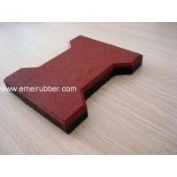 China dogbone rubber tile wholesale