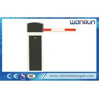 China Straight boom Shopping Mall Car Park Barriers for Automotive Access Control wholesale