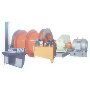 China 985r/Min Reel Width 1.2m 110KW Lifting Winch Machine wholesale