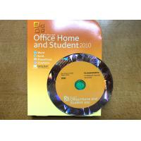 China Valid Microsoft Office 2010 Product Key For Home And Business Version wholesale