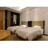 White 5 Star Hotel Furniture  High Grade , Comfortable Designer Bedroom Furniture
