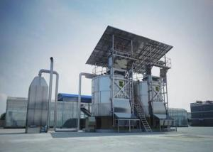 China 15t/H 415V Organic Fertilizer Production Line For Chicken Manure wholesale