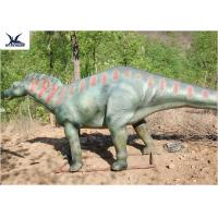 Buy cheap Customizable Realistic Dinosaur Statues Water Park Decoration from wholesalers