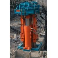 China Hydraulic H-beam hydraulic pile extractor machine mainly used in structure support wholesale