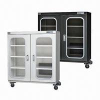 Buy cheap N2 Dry Cabinet with LED Display, Reinforced Structure and Ultra-low Humidity from wholesalers