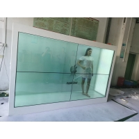 """China 700nits 1920x1080 86"""" Transparent Lcd Showcase For Real Products wholesale"""