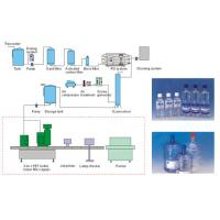 China Combined Pasteurized Coconut Dairy  Milk Processing Plant And Drinking Water Line wholesale