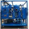 China Insulation Vacuum Oil Purifier Transformer Maintenance Tool Fine Precision Of 1 Micron wholesale