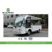 Buy cheap Custom Road Legal Electric Utility Vehicles With 1500Kg Payload High Service Life from wholesalers