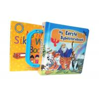 China High Performance Custom Board Book Printing For Literature Book Category wholesale