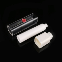 China 15ml 30ml 50ml Airless Facial Care empty lotion bottles with pump wholesale