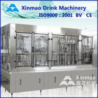 China 3 In 1 Auto Pulp Juice Filling Machine For 300ml PET Bottles 2000bph - 20000bph wholesale