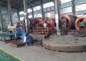 China Mechanical 900KW 1161m Friction Hoist Machine wholesale