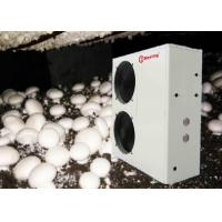 China Meeting MD50D Heat Pump Air To Water Suitable For Mushroom Farming, Heating cooling hot water on sale