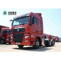 China SINOTRUK New Model Man Technology Euro 3 430hp 6x4 Tractor Truck on sale