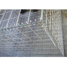 China Welded Mesh Hesco Hot Dipped Galvanized Gabion Baskets , 1M x1 Mx0.5m Gabion Retaining Wall wholesale