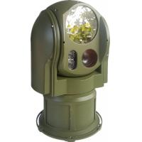Buy cheap 3 Channel Thermal Imaging Surveillance Camera Weatherproof With High Definition from wholesalers