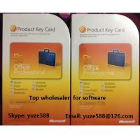 China Microsoft Office Product Key Codes For Office 2013 Home and Student wholesale