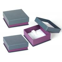 China Women Jewellery Presentation Boxes , High End Custom Jewelry Gift Boxes wholesale