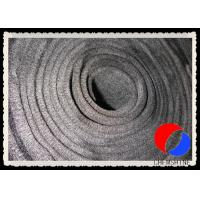 Buy cheap Rayon Based Flexible Fire Retardant Felt For Vacuum Inert Gas Furnaces from wholesalers