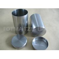China TZM Liners Titanium Zirconium Molybdenum Alloy Density 10.1g / cm3 With Brightened Surface on sale