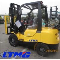 Buy cheap 2018 LTMA hot sale dual Fuel Forklift 1.5T-3T lpg gasoline forklift price from wholesalers