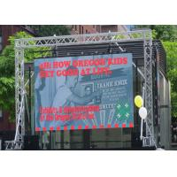 Quality Outdoor LED Screen Display Stage Led Display SMD 33535 Waterproof for sale