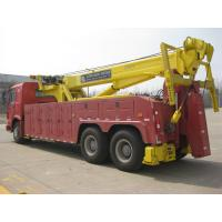 China 20 ton rotator tow truck recovery wrecker for sale wholesale