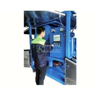 China Weather Proof Type Bipolar Vacuum Insulating Oil Purifier Machine 12000Liters/Hour on sale