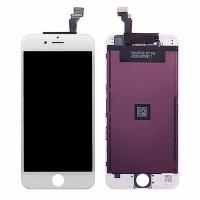 China 326 PPI Cell Phone LCD Display Polaroid Glass LCD Touch Screen Iphone 6 wholesale