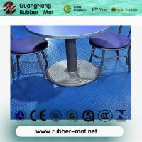 China Airport Shock-absorbing Safety rubber flooring mat wholesale