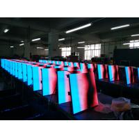 China SMD Indoor Video Wall P2.5 160000dots/m2 , 160*160MM Module Size With Die Casting Aluminum Panel wholesale