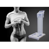 China BIA Measures Body Composition / Body Mass Index Analyzer wholesale