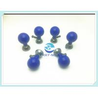 China Agcl Material ECG Clamp Electrodes Bulb , Suction Cup ECG Electrodes Accurate Messurement wholesale