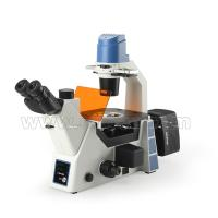 Buy cheap A16.0912-l Trinocular Inverted Microscope N.a.0.3 Condenser For Laboratory from wholesalers