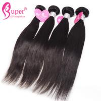 Temporary Thick Brazilian Remy Luxury Human Hair Weft Extensions