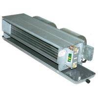 China Horizontal concealed Fan Coil Unit with return air box on sale