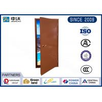 Buy cheap 90 Minute Fire Safety Door Strong Temperature Resistant 1100*2300mm from wholesalers
