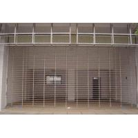 China Public Places / Houses Security Shutter Doors , Sturdy Durable Metal Roller Shutter on sale