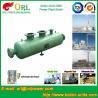 China Green environmental protection waste oil boiler mud drum ASME certification manufacturer wholesale