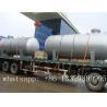 "China ""CLW"" brand 12m3 bulk surface LPG storage tanker semitrailer for sale, best price 12,000L bulk surface lpg gas tank wholesale"