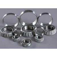 Buy cheap Single - Row Or Double Row Hardened Taper Rolling Bearing High Carbon Chromium from wholesalers