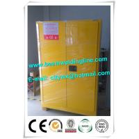 China Laboratory Industrial Safety Cabinets Flammable For Chemical Storage on sale