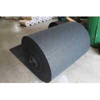 China Gym Rubber Sports Flooring , Epdm Rubber Flooring Eco - Friendly wholesale