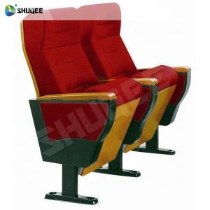 China Commercial 3D Theater System Furniture Folded Cinema Chair Church wholesale
