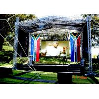 China Outdoor Waterproof SMD LED Display , P8 Stage RGB LED Screen wholesale