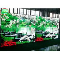 China Indoor P3 Full Color LED Display with Front access service LED Video Wall on sale