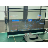 China Self Emission 3840x2160 Transparent LCD Screen OLED Backlight wholesale