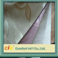 China Custom Car Interior Decoration PVC Artificial Leather Material for Garment / Luggage / Glove wholesale